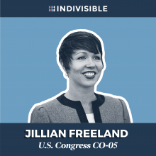 Jillian Freeland